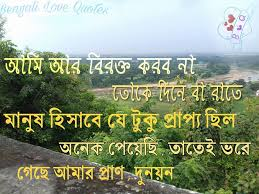 toke ar disturb korbo na re t ✍ s bengali love quotes