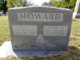 Addie Jett Howard (1875-1963) - Find A Grave Memorial