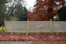 Square Trellis Panel Privacy Panels The Garden Trellis Company