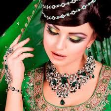 bridal makeup brown eyes stani