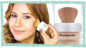l true match mineral makeup is