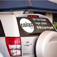 Vehicle Lettering Decals Small Business Stickers Easy Decals Business Decals