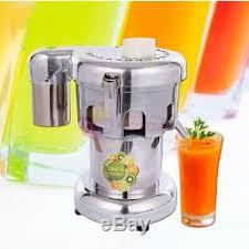 Commercial Fruit Juicer Electric Juice Extractor Orange Lemon ...