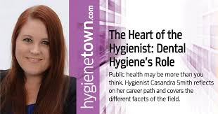 Casandra Smith, RDH, AS - Hygienetown