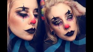 creepy clown makeup tutorial you