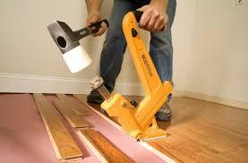 the best flooring nailer for hardwood