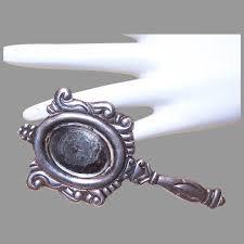 vintage sterling silver pin los