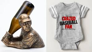holiday gifts for baseball fans foul