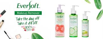 make up remover eversoft