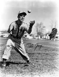 Pete Gray El Jugador de Un Brazo | Beisbol 007