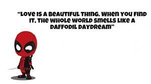 quotes deadpool tentang cinta yang menarik untuk kamu pelajari