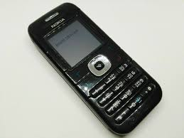 Nokia 6030 - Black (Unlocked) Cellular ...