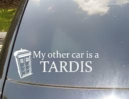 Geek Car Stickers