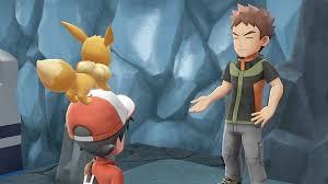 Pokémon Let's Go Route 3 - available Pokémon, items and trainers ...