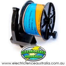 Thunderbird 200m Polytape Pre Loaded Thunderreel Electric Fence Australia