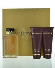 dolce gabbana gift sets fragrances for
