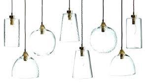 kitchen lamp shades glass wall pendant