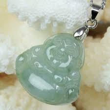 lulu house jade jade pendant put