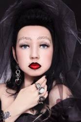 dark bride makeup lovetoknow