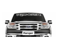 Ford Ranger Windshield Banner Decal Sticker Custom Sticker Shop