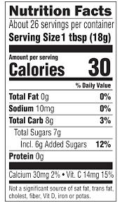 organic concord g fruit spread