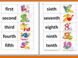 Tất tần tật về số thứ tự, số đếm trong tiếng Anh bạn đã biết chưa?