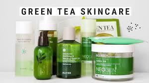 skincare benefits of green tea my