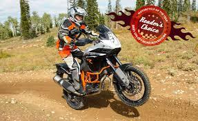 adventure motorcycle of 2016 ktm