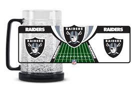Duck House Oakland Raiders Freezer Mugs Excalibur Alaska