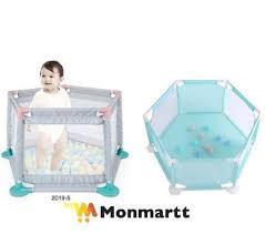 Safety Baby Fence Monmartt