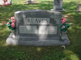 John Wesley Reaves (1889-1916) - Find A Grave Memorial