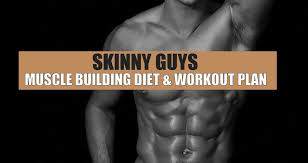t workout plan for skinny guys