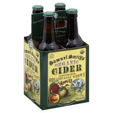 Samuel Smith Organic Cider, Glass Bottles ‑ Shop Hard Cider at H‑E‑B