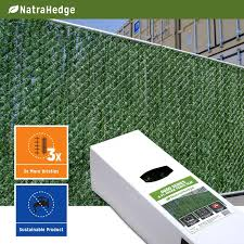 Buy Fenpro Hedge Slats For Chain Link Fence 4 Ft In Cheap Price On Alibaba Com