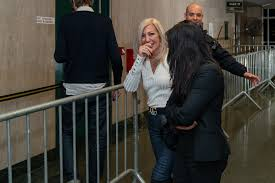 Patricia DiMango - Patricia DiMango Photos - Harvey Weinstein Trial  Continues In New York - Zimbio