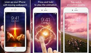best live wallpaper apps for iphone 6s