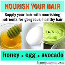egg hair mask recipes for gorgeous hair