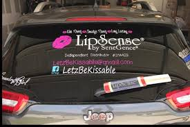 Lipsense Lipstick Wipertags Senegence Approved Attach To Etsy