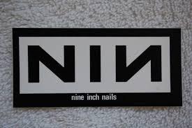 Nin Nine Inch Nails Sticker Decal S14 N I N Rock Goth Car Window Sticker Nail Stickers Decals Nail Stickers Car Window Stickers