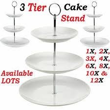 tier cake stand cupcake display platter