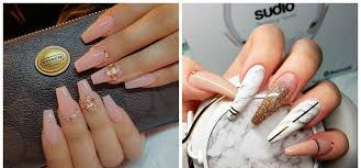acrylic nails 2018 stylish trends and