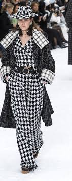 Chanel Fall Winter 2019 2020 Ready To Wear Sonbahar Stili