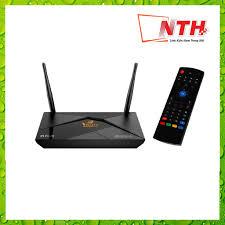 Tặng chuột bay Km8000V] Android Tv Box Vinabox X9 PLUS