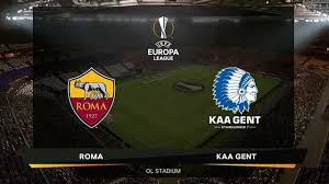Roma vs KAA Gent Highlights - UEFA Europa League