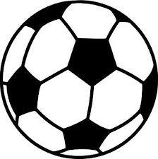 Soccer Ball Vinyl Sticker Decal Sports Choose Size Color Ebay