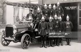2,141 Vintage Fire Truck Photos and Premium High Res Pictures ...