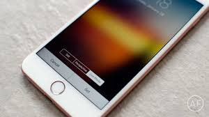 picture a live wallpaper on iphone 6s