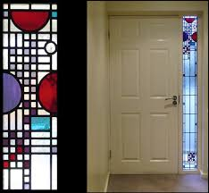 stained glass doors windows