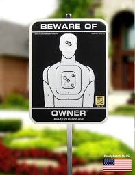 New Security Sign Free Basic Security System Free Installation All You Pay For Is The Monitoring Which Is Less Yard Signs Security Signs Reflective Sign