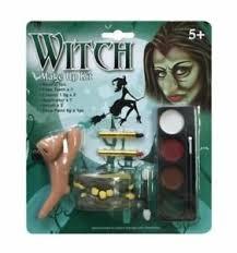 face paint make up kit witch makeup kit